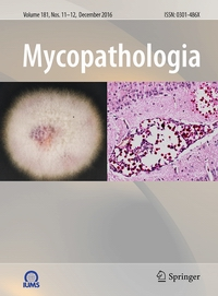 Mycopathologia Cover
